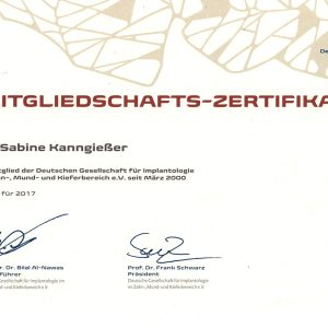German Society of Implantology